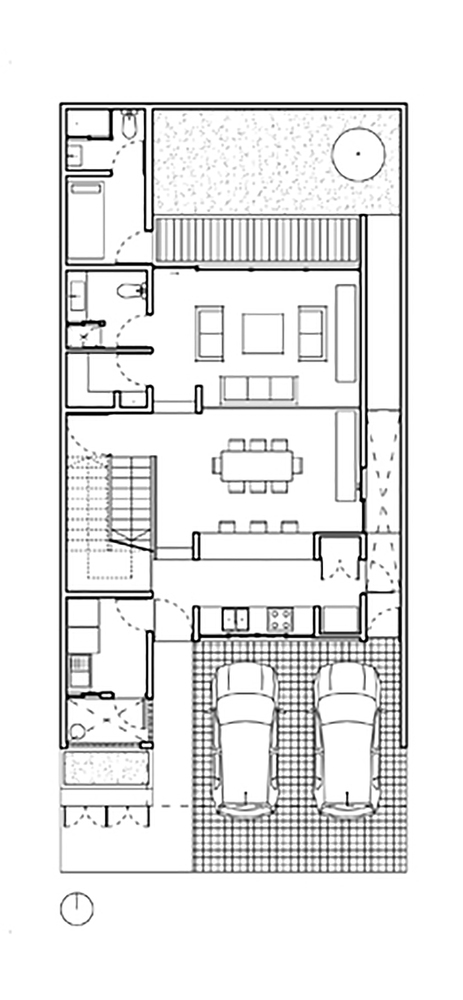 Gallery Of Split Level Homes 50 Floor