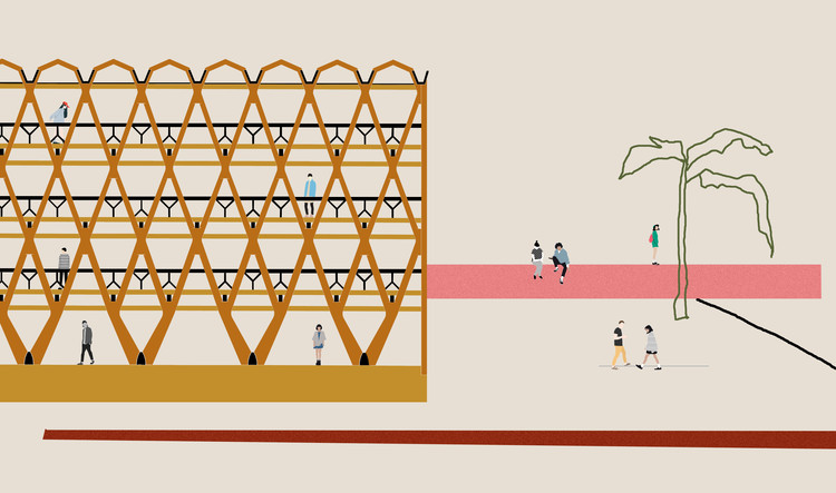 Mes de la Arquitectura 2018: La idea Construida, Cortesía de Danae Santibáñez
