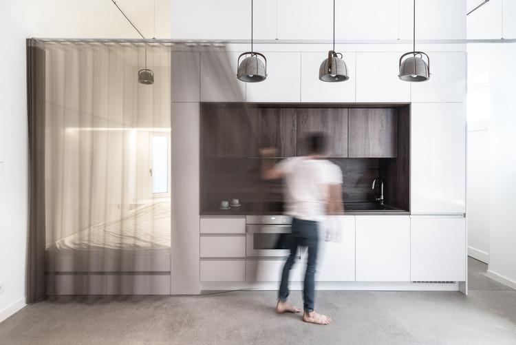Translucent spaces / batlab architects, © Norbert Juhász