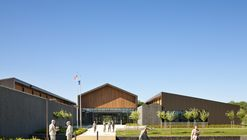 Colonel Nesmith Readiness Center / Hacker Architects