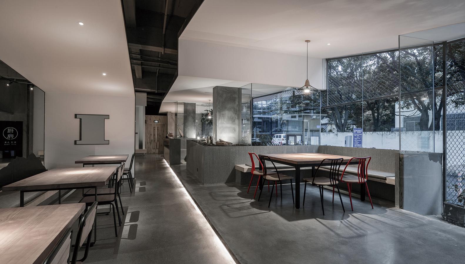 Gallery of HAIGAN Seafood Restaurant / Xiamen Fancy Design ...