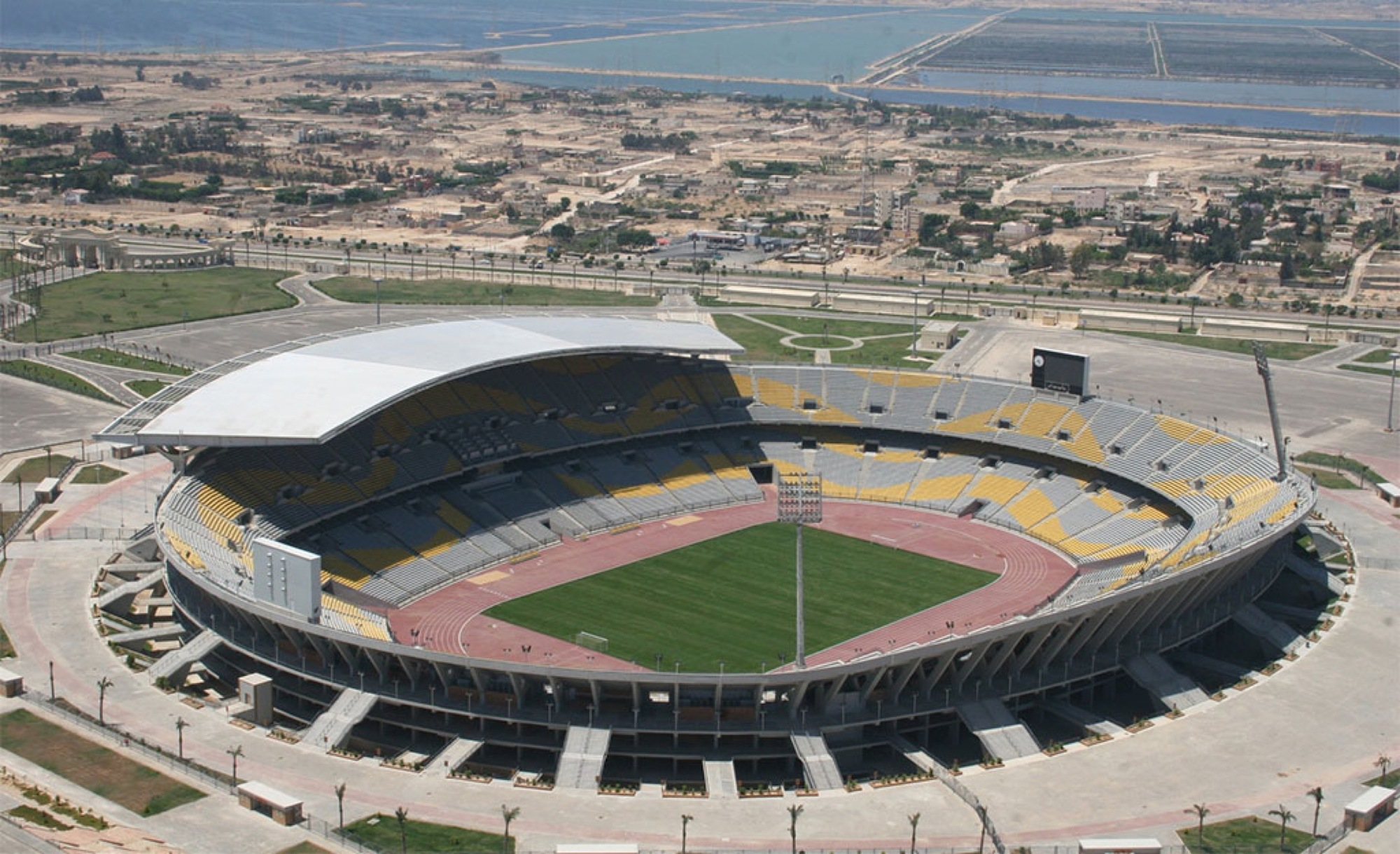 Gallery of The 25 Largest Sports Stadiums in the World - 21
