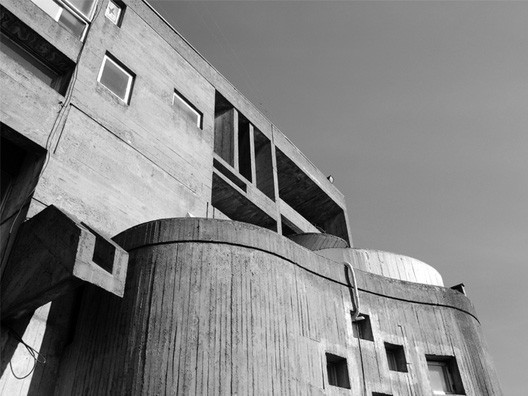 La arquitectura de la Copelec: hito y  mito, vía Flickr. User: Fernando Leiva
