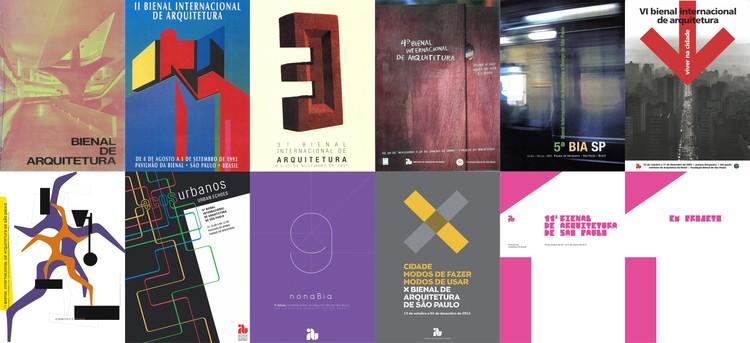 Bienais Internacionais de Arquitetura de São Paulo: cronologia e história