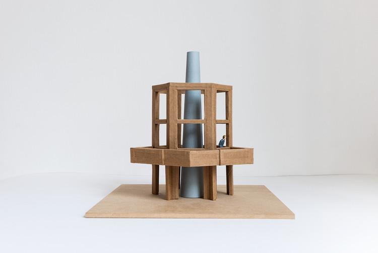 Proyecto de LANZA Atelier habitará permanentemente el Museo de Arte Moderno de San Francisco, LANZA Atelier, Compost typology, Gustavo A. Madero,de las serie Sin Número, 2017. Image © Camila Cossio