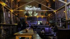 Cervejaria Hocus Pocus DNA / Tavares Duayer Arquitetura