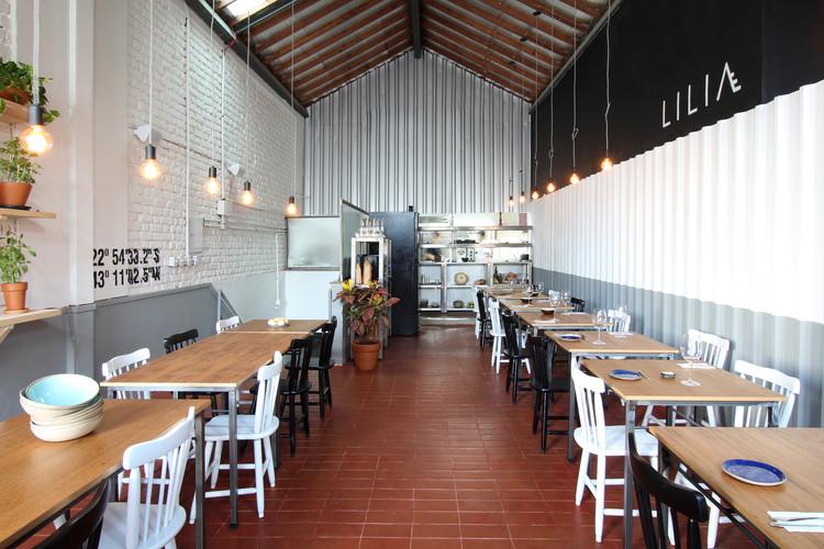 Restaurante Lilia / Tadu Arquitetura, © João Duayer