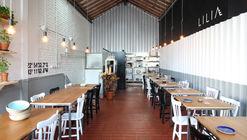 Restaurante Lilia / Tavares Duayer Arquitetura