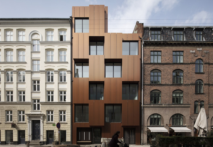 Youth Housing, Nansensgade / Christensen & Co. Architects, © Niels Nygaard