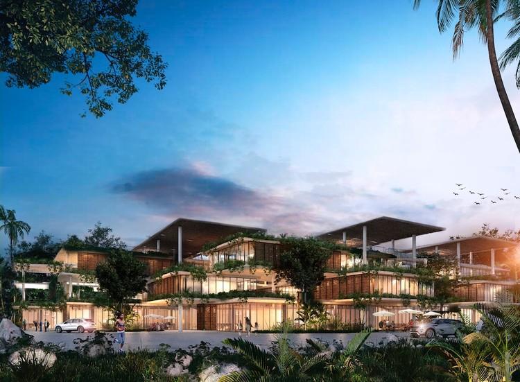 Estos son los proyectos en México nominados para el World Architecture Festival 2018, Amelia Tulúm. Image Cortesía de Sordo Madaleno Arquitectos