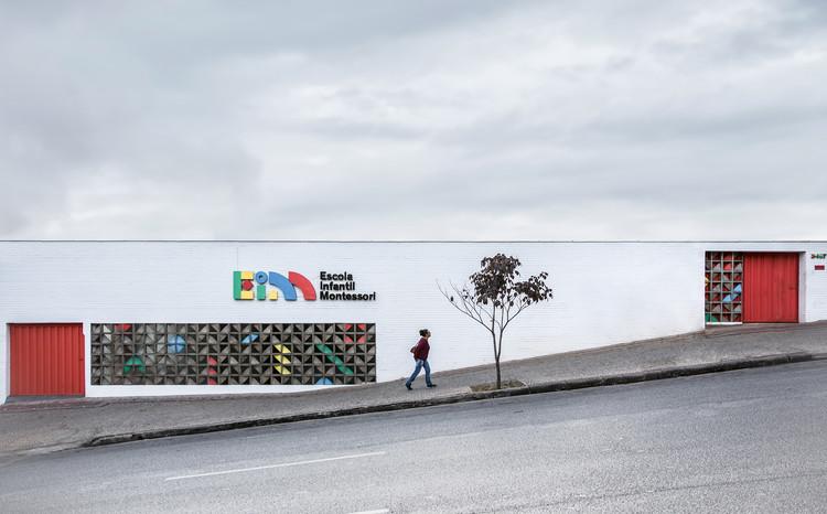 Montessori Kindergarten / Meius Arquitetura + Raquel Cheib Arquitetura, © Luiza Ananias