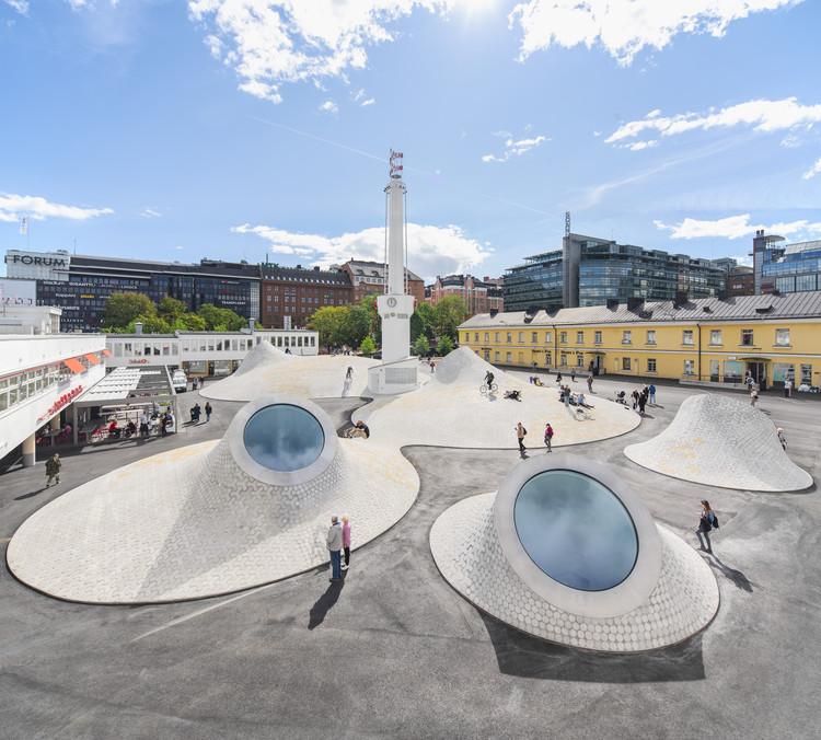 Amos Rex  / JKMM Architects, © Mika Huisman