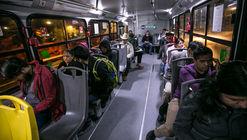 La Ciudad de México implementa sistema de transporte nocturno: Nochebús Insurgentes