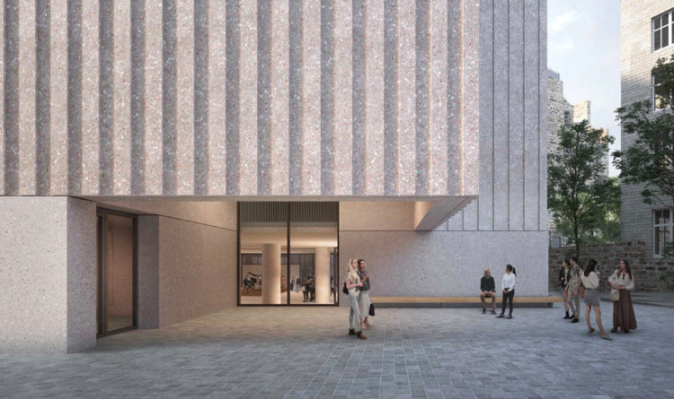 David Chipperfield's IMPACT Centre Offers a Contemporary Interpretation of Edinburgh's Georgian Fabric, © David Chipperfield Architects