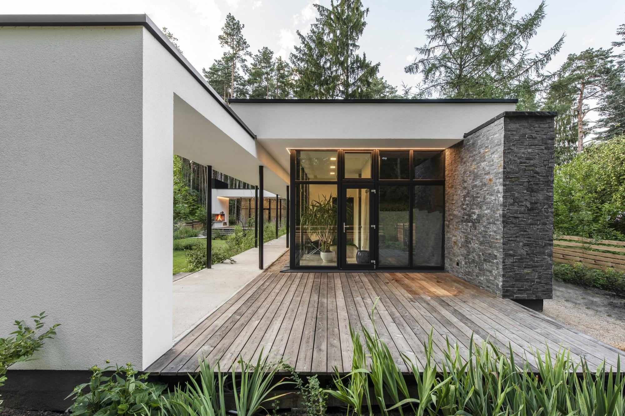 Bridge House / ArchLAB studio