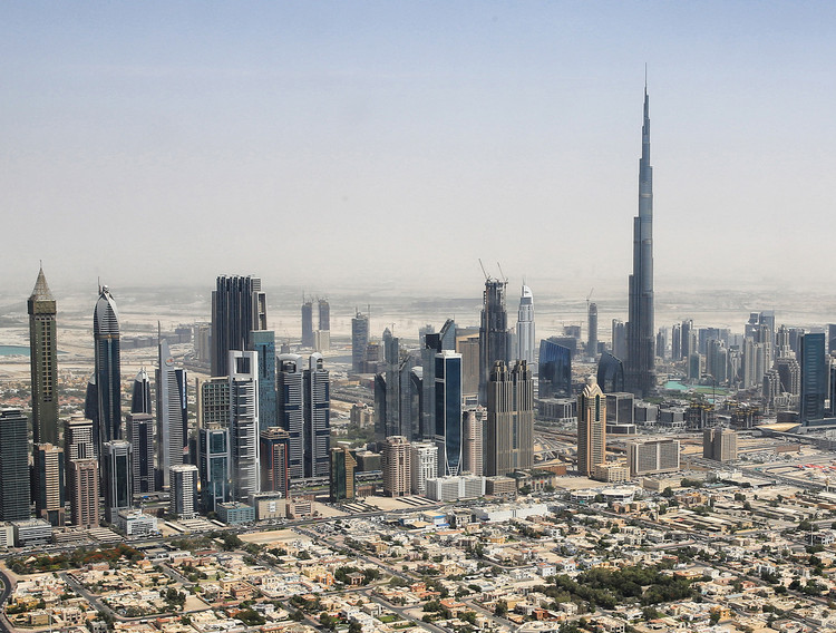 Dubai Plans for One Quarter of Buildings to be 3D Printed by 2025, Dubai. Image via Creative Commons