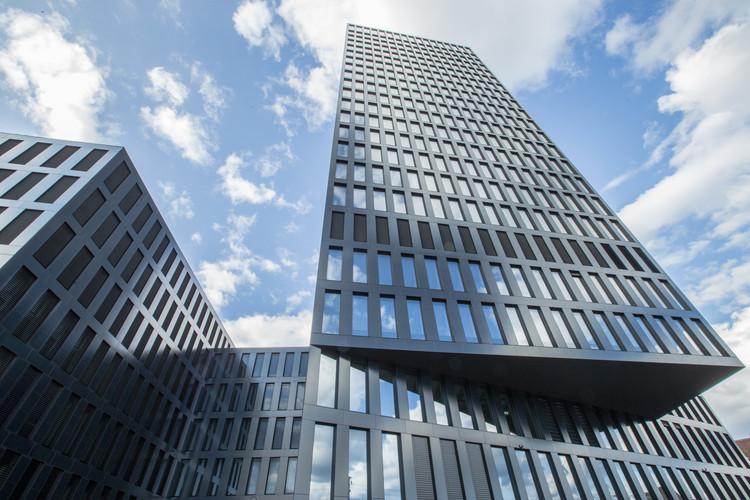 Torre Grosspeter / Burckhardt+Partner AG, © Adriano Biondo