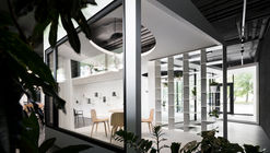 Showroom Schüco / Kuklica x Smerek Architekti + Juraj Hubinský