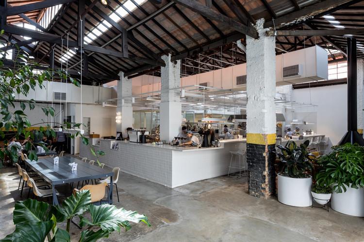 Futuro Refeitório / Felipe Hess Arquitetos, © Fran Parente