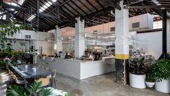 Futuro Refeitório / Felipe Hess Arquitetos