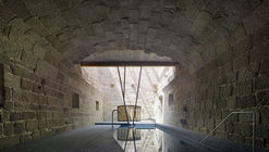Refurbishment of the Lateral Building of the Monastery of San Clodio / OLAestudio