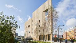 Royal Birmingham Conservatoire / Feilden Clegg Bradley Studios