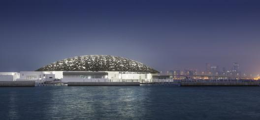 Louvre Abu Dhabi / Ateliers Jean Nouvel . Image © Mohamed Somji