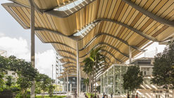 South Beach / Foster + Partners