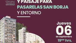 Premiación del Concurso Pasarelas San Borja en Santiago