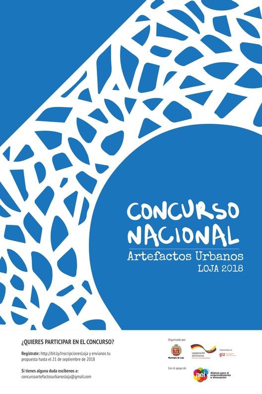 Concurso nacional artefactos urbanos Loja 2018, Arte concurso Artefactos urbanos Loja 2018