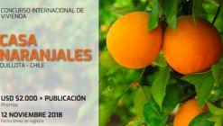 Postulaciones Abiertas: Concurso Internacional de Vivienda 'Casa Naranjales', Chile