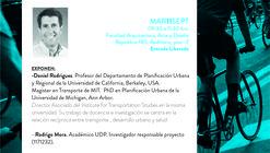 """Seminario Internacional """"La importancia de la salud para las políticas de transporte"""""""