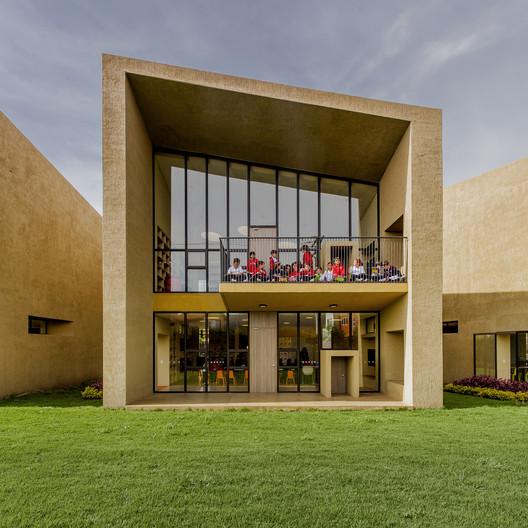 Preescolar San José / Taller de arquitectura de Bogotá
