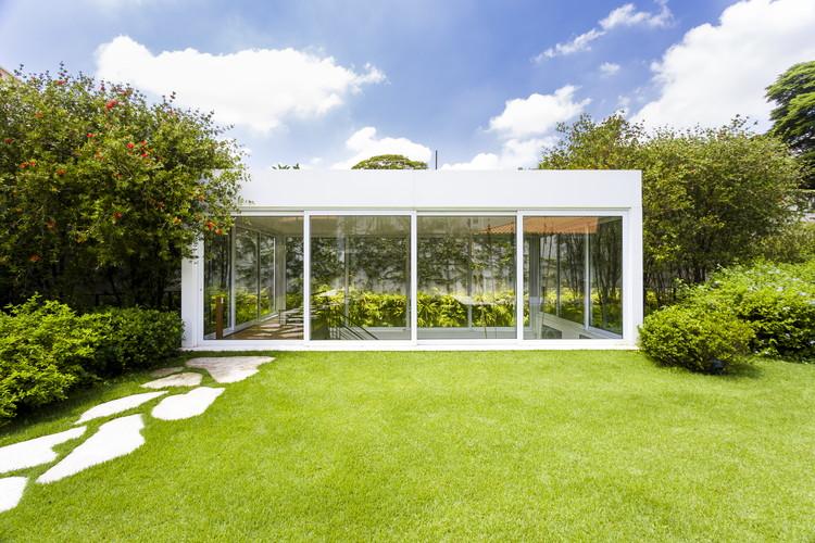 Galeria de arte / BZP Arquitetura, © Ricardo Bassetti
