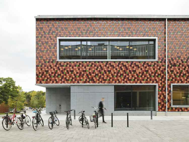 Edifício Educacional KTH / Christensen & Co. Architects, © Mikael Olsson