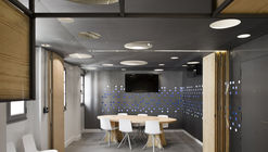 OFICINA INELTRON / AS-BUILT ARQUITECTURA