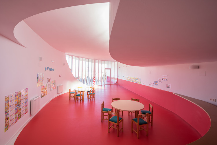 Municipal Toy Library of Dólar / Carquero Arquitectura, © Carlos Koblischek