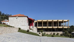 Restaurante das Lapas / Correia/Ragazzi Arquitectos