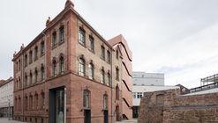 Museum Tonofenfabrik Lahr / Heneghan Peng Architects
