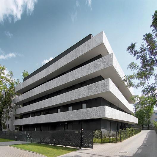 Edificio residencial Górny Taras / Neostudio Architekci