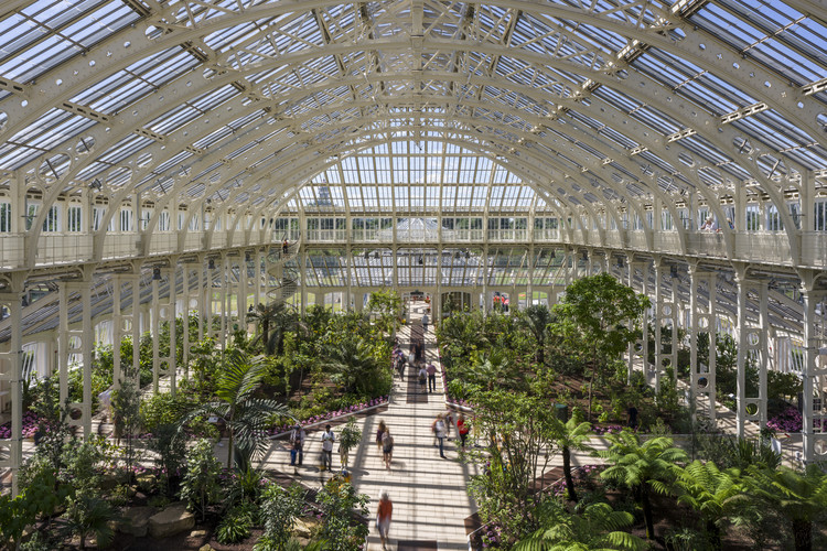 Temperate House  / Donald Insall Associates, © Gareth Gardner