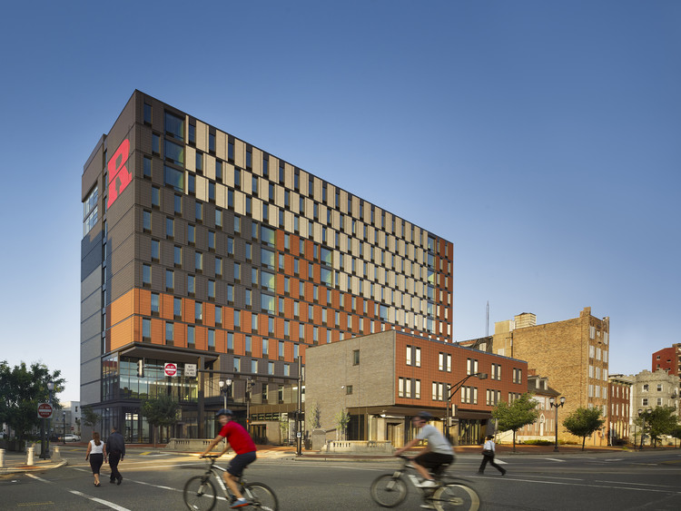 Rutgers University / Erdy McHenry Architecture, © Barry Halkin