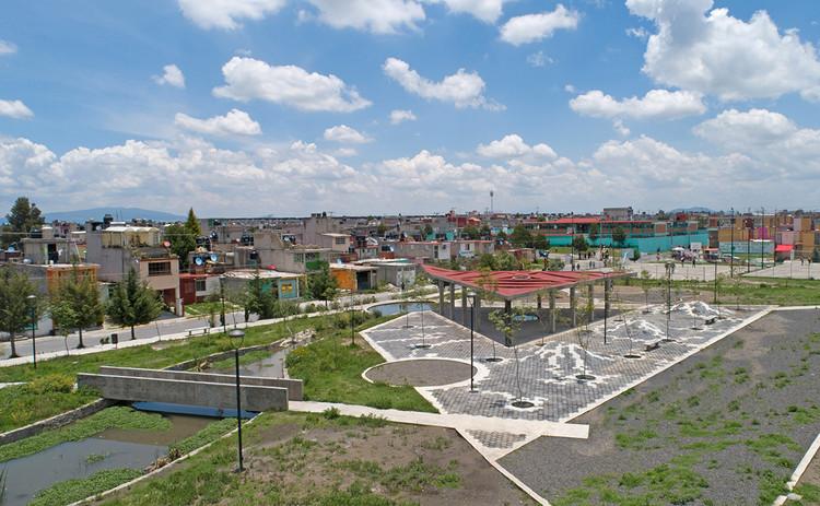 Colinas del Sol Park / Francisco Pardo Arquitecto, © Jaime Navarro