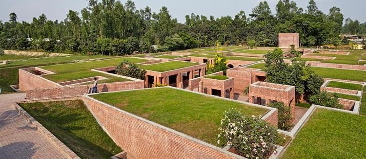 Landscape Innovations in the Aga Khan Historic Cities Programme, Image: Bangladesh Friendship Centre. Credit: Aga Khan Trust for Culture / Rajesh Vora.