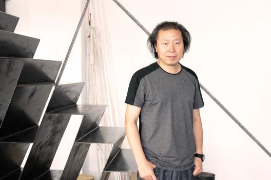 Zhu Pei. Image © Pier Alessio Rizzardi