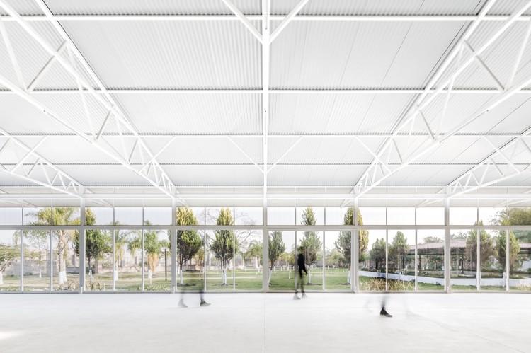 Ávila Pavilion / COTAPAREDES Arquitectos, © Cesar Béjar