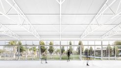 Ávila Pavilion / COTAPAREDES Arquitectos