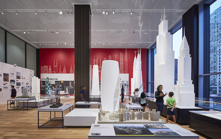 The Chicago Architecture Center Opens in New Location, Chicago Architecture Center. Image Courtesy of Chicago Architecture Center