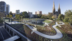 Parliament of Victoria Members' Annexe / Peter Elliott Architecture + Urban Design