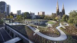 Parliament of Victoria Members' Annexe / Peter Elliott Architecture + Urban Design